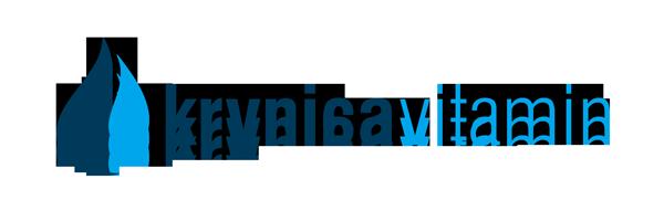 Logo KRYNICA vitamin, bogucki-folie.pl